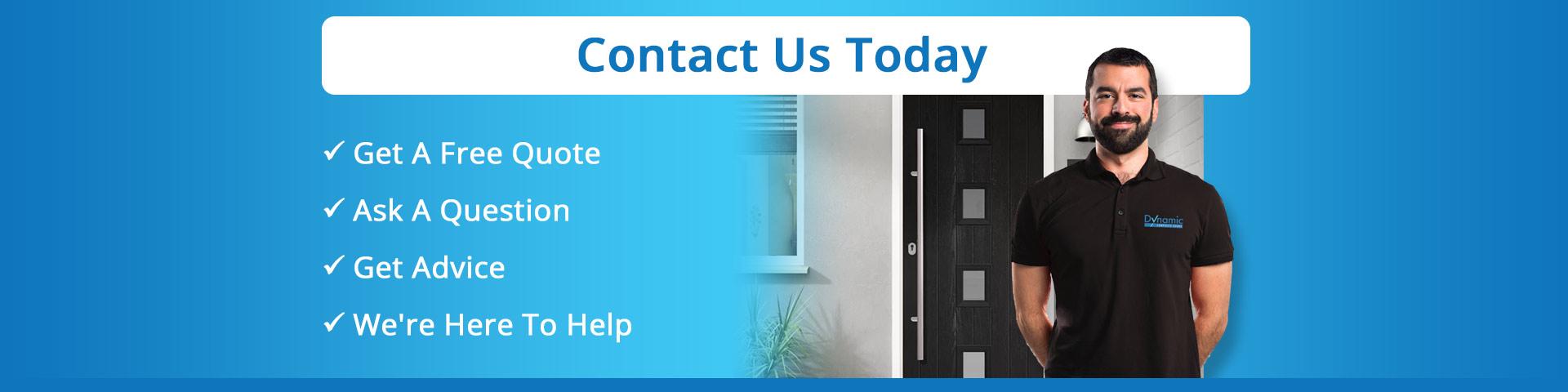 Contact Composite Doors Glasgow